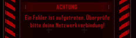Überprüfe bitte deine Netzwerkverbindung