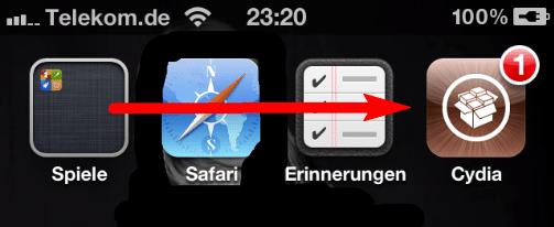 Absinthe Cydia iOS 5.1.1