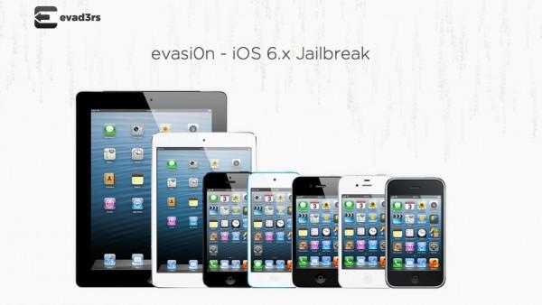 Evasi0n iOS 6.1 Jailbreak
