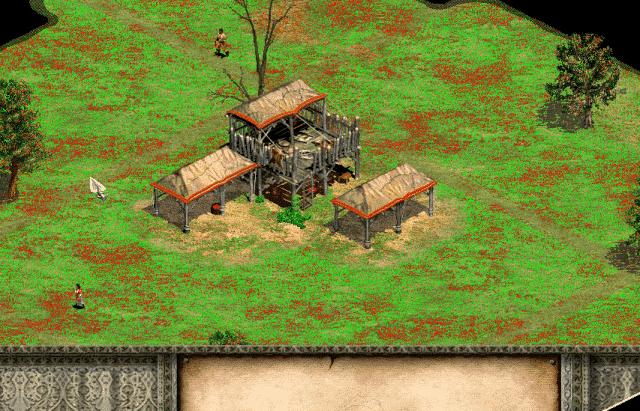 Age of Empires 2 - Farben unter Windo