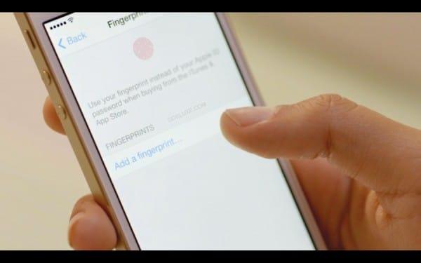 iPhone 5S - Fingerprint