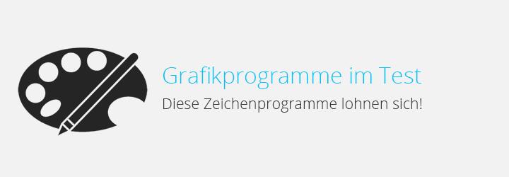 Grafikprogramme im Test