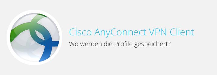 Cisco AnyConnect