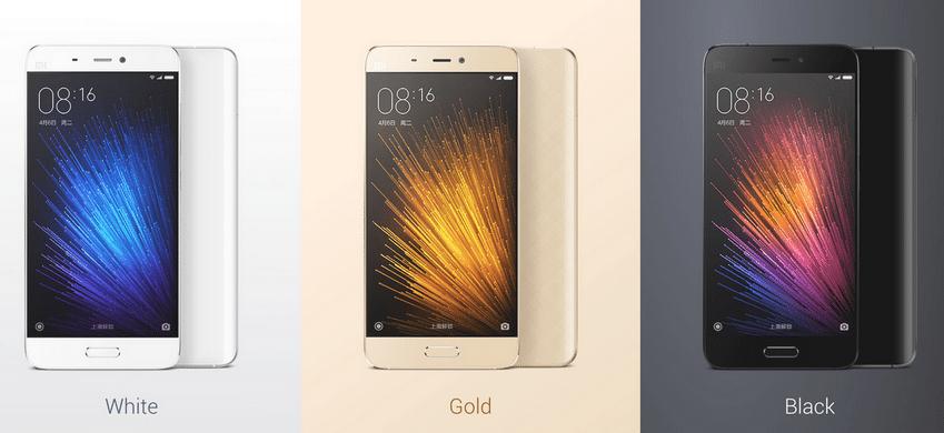 Das Xiaomi Mi5 4G Smartphone Gibt Es Bei GearBest Aktuell Fur Nur 207 Euro Anstatt 236 Damit Der Rabatt Gewahrt Wird Musst Ihr Folgenden Coupon
