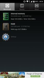 A1 SD Benchmark UMi Plus E